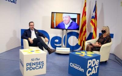 """Marc Solsona: """"A Lleida ens fa falta més orgull i autoestima per creure'ns tot el que tenim"""""""