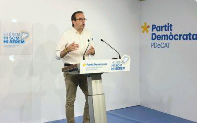 Marc Solsona, nou Secretari General Adjunt del PDeCAT